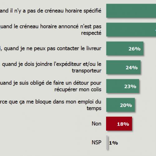Illustration 1 Les Français et les délais de livraison en Ecommerce, focus...
