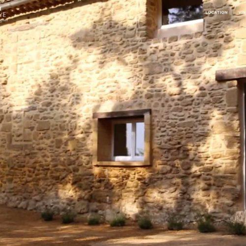 Illustration 1 Nouveau cas client SEO : L'abbaye de Gigognan