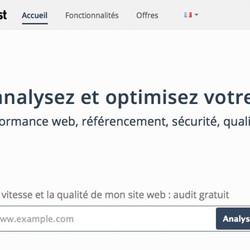 Illustration 1 Générer un audit technique complet pour un site Ecommerce