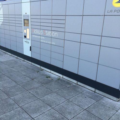 Illustration 1 Test de Pickup Station par Neopost, un mode de livraison à ne pas négliger en Ecommerce, mais... allons plus loin.