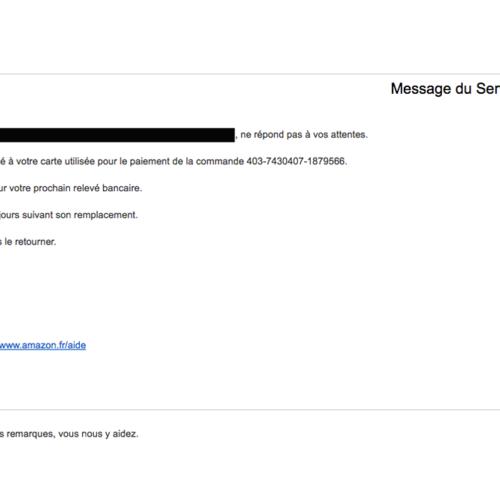 Illustration 1 Ecommerce : Service clients Amazon, la pieuvre a-t-elle perdue la raison ?