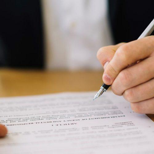 Illustration 1 Comment rédiger simplement un contrat de travail conforme à la législation ? [Par Pierre-Emmanuel MAHE]