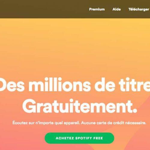 Illustration 1 [ENTREPRISE IT] Spotify perd encore de l'argent ! - 394 millions d'euros au deuxième trimestre