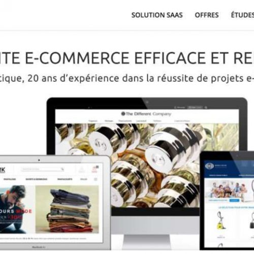 Illustration 1 [ACQUISITION] Oxatis (éditeur de solution Ecommerce SaaS) annonce le rachat de Powerboutique