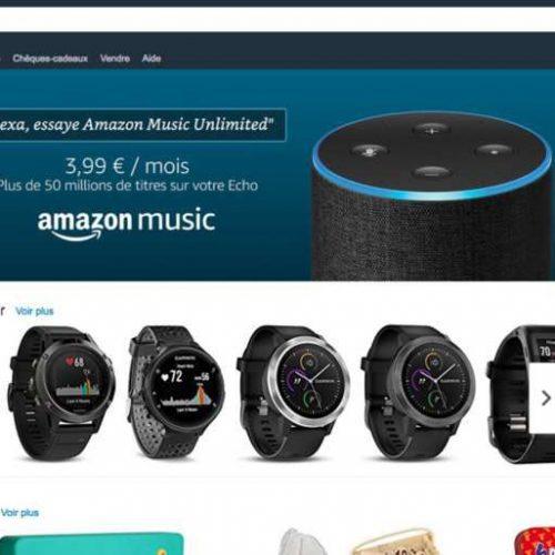Illustration 1 [MARKETING WEB] Amazon déploie sa régie publicitaire afin d'accroître ses revenus