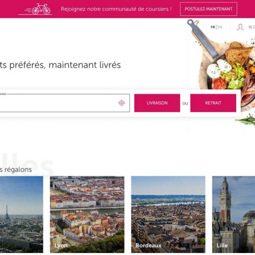 Illustration 1 [ECHEC] Foodora souhaite se retirer du marché Français... avec 10 Millions d'euros de pertes sur 20 mois