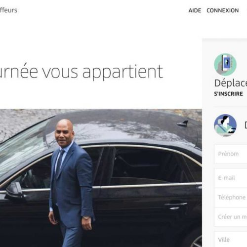 Illustration 1 [START-UP - START-DOWN] Uber perd encore près de 900 millions de dollars sur 3 mois