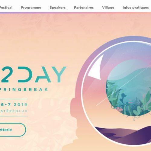 """Illustration 1 [GEEK SOCIABLE] L'évènement Web2day à Nantes tient-il ses promesses ? Web2day ou """"web to pay"""" ?"""