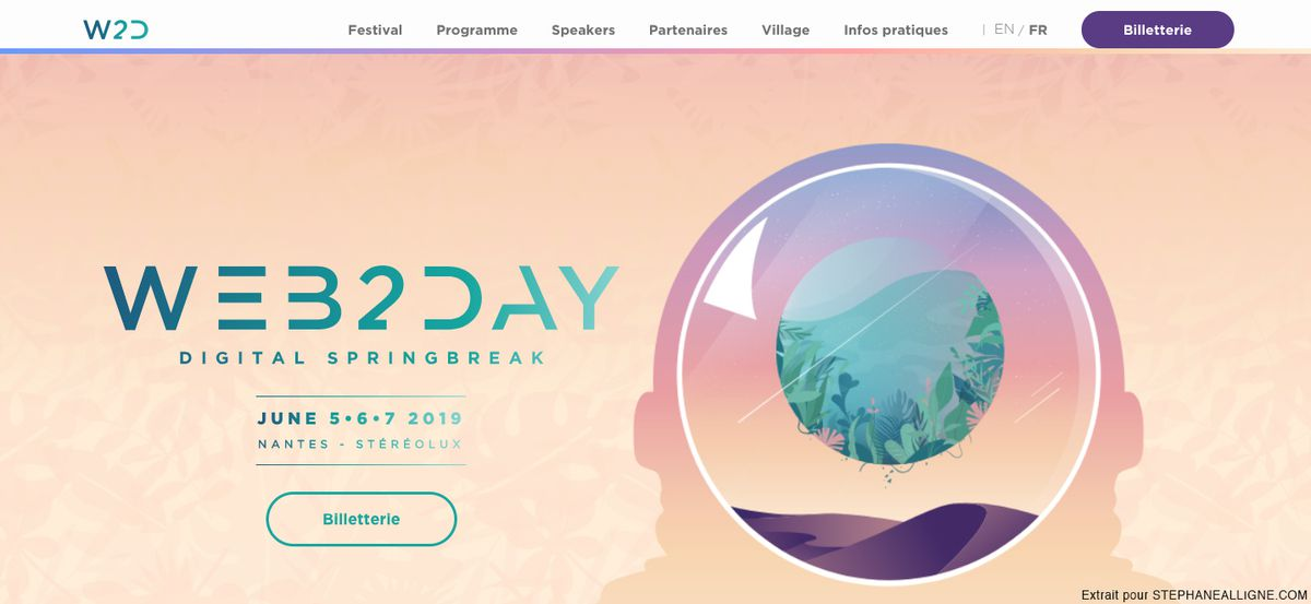 "[GEEK SOCIABLE] L'évènement Web2day à Nantes tient-il ses promesses ? Web2day ou ""web to pay"" ?"