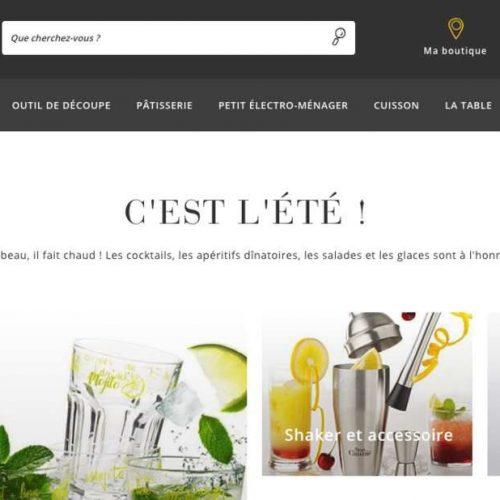 """Illustration 1 [RETAIL] La chaîne de magasins """"Du bruit dans la cuisine"""" ferme 15 magasins mais préserve 119 emplois"""