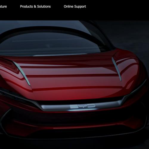 Illustration 1 [AUTO] Le constructeur BYD vend PLUS de voitures électriques que TESLA