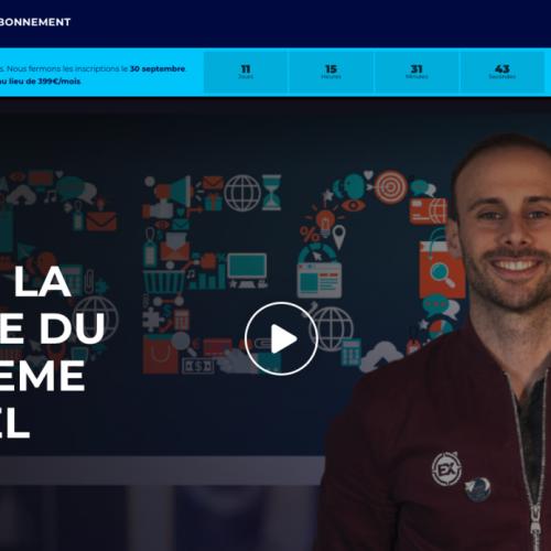 Illustration 1 [ECOMMERCE NATION] Lancement d'une plateforme de formation en ligne pour E-commerçants