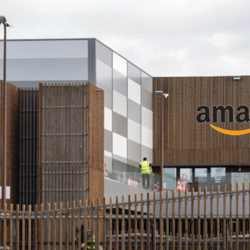 Amazon recrute 50 personnes à Nantes